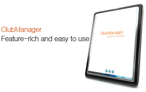 ClubManager - One of the Top Three club management software providers in the UK